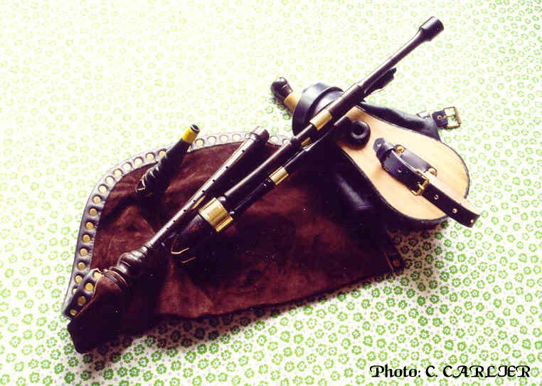 Scottish Small-pipes en Do